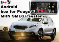 Trung Quốc Peugeot SMEG+ MRN GPS Navigation Box WiFi Android Car Navigation Video Interface Công ty