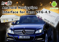Trung Quốc Mercedes-Benz E Class NTG 4.5 GPS Navigation Android Auto Interface Box Support WiFi Bt Mirrorlink Công ty