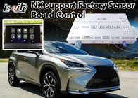 Lexus Nx Car Video Interface , Android Navigation Box Two In One Unit Including Miracast