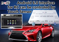 All in One Android 6.0 Navigation Video Interface for Lexus RC Built in WIFI