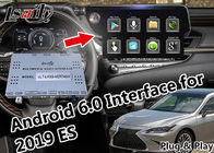 Plug / Play giao diện video Lexus, Android Car Navigation All - In - One Với Google Map
