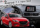 Trung Quốc Mazda 3 Axela Video Interface Android Navigation Box With Mazda Knob Control Facebook Công ty